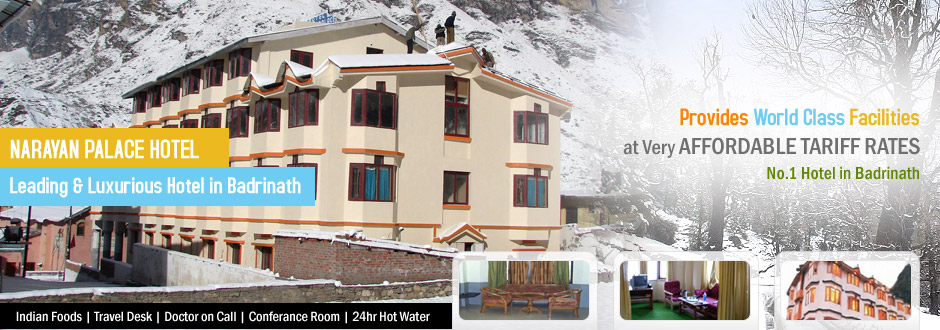 Hotel In Badrinath Booking Luxurious Near Temple