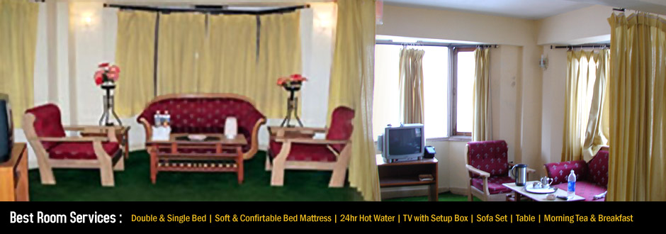 5 star Hotel in Badrinath